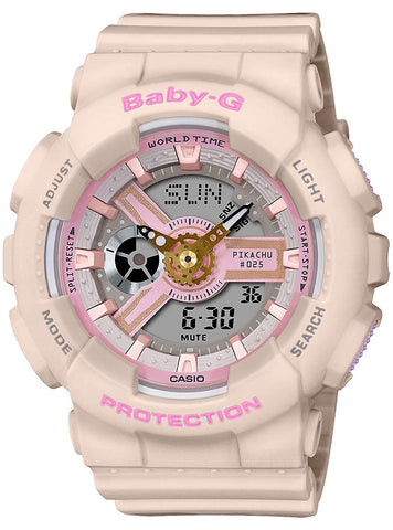 CASIO BABY-G G-MS LOVE THE SEA AND THE EARTH WILDLIFE PROMISING COLLABORATION MODEL MSG-W350WLP-1AJR JDM