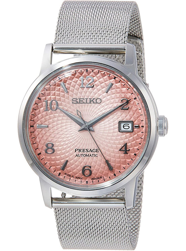 SEIKO PRESAGE STAR BAR COCKTAIL TIME SARY169 LIMITED EDITION MADE IN JAPAN JDM