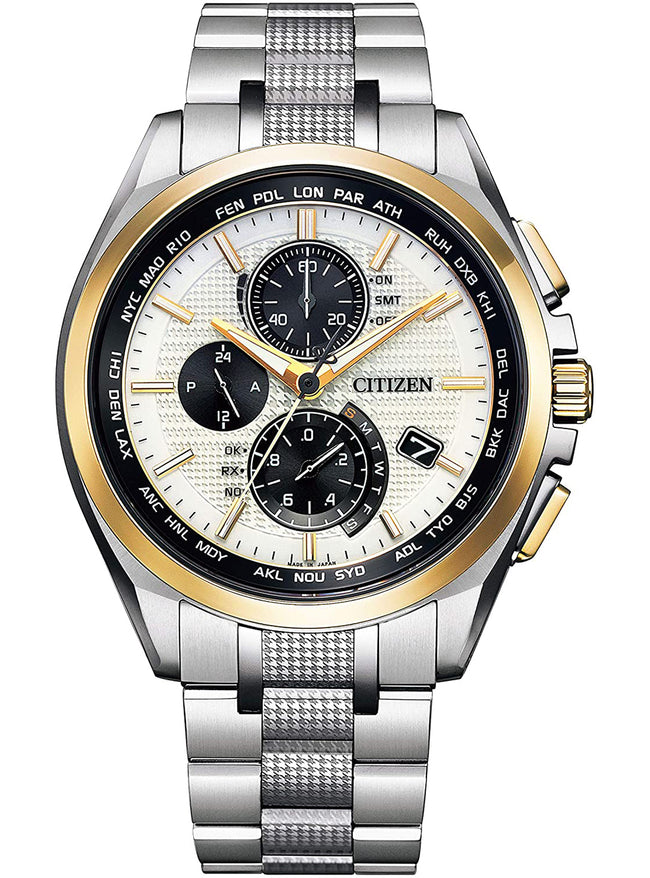 CITIZEN ATTESA LIMITED MODEL AT8048-55A MADE IN JAPAN JDM