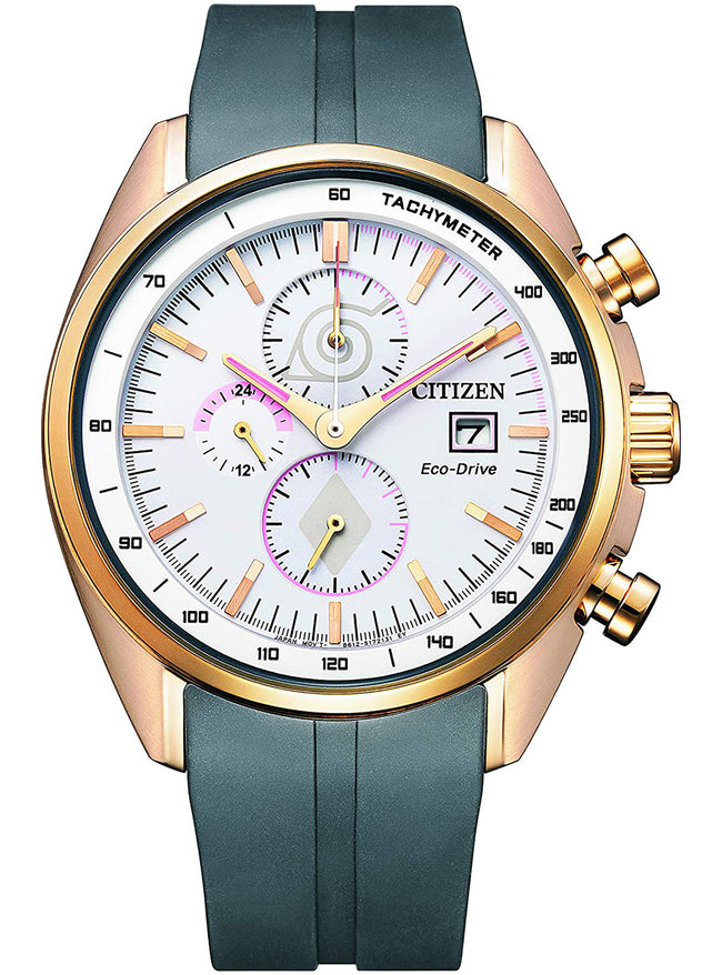 CITIZEN COLLECTION×NARUTO SAKURA HARUNO MODEL ECO-DRIVE CA0593-17A LIMITED EDITION JDM
