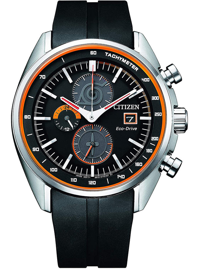CITIZEN COLLECTION×NARUTO NARUTO MODEL ECO-DRIVE CA0591-12E LIMITED EDITION JDM