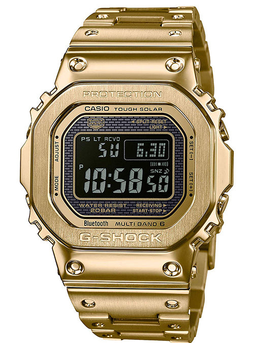 CASIO G-SHOCK BLUETOOTH GMW-B5000GD-9JF MADE IN JAPAN JDM