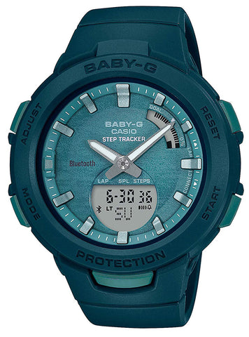 CASIO BABY-G STANDARD ANALOG-DIGITAL FOR RUNNING BGA-185-7AJF JDM (Japanese Domestic Market)