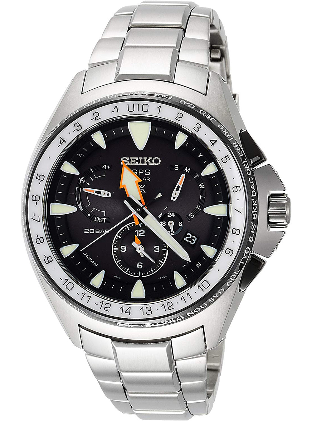 SEIKO PROSPEX Marinemaster Ocean Cruiser SBED003 LIMITED EDITION MADE IN JAPAN JDM