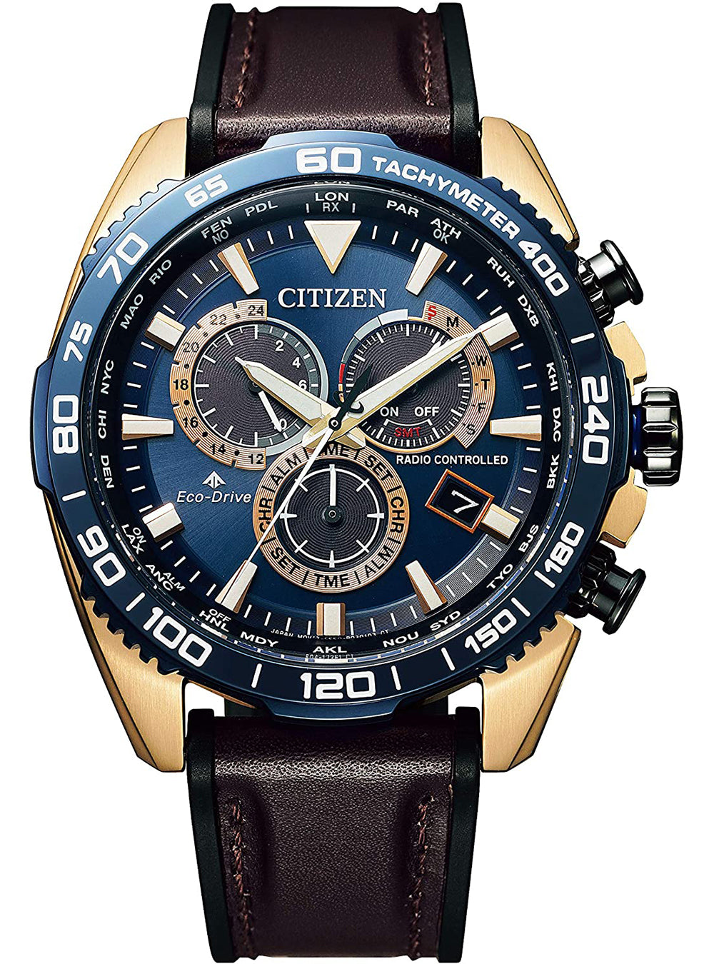 CITIZEN PROMASTER ECO-DRIVE CB5039-11L JAPAN MOV'T JDM