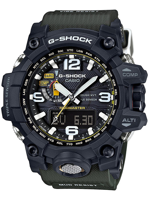 CASIO G-SHOCK MUDMASTER GWG-1000-1A3JF MADE IN JAPAN JDM