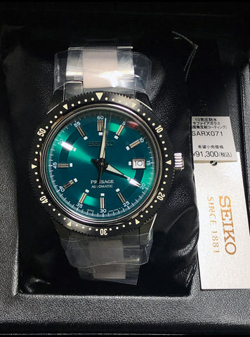 SEIKO PROSPEX SAVE THE OCEAN SPECIAL EDITION SBDY019 MADE IN JAPAN JDM