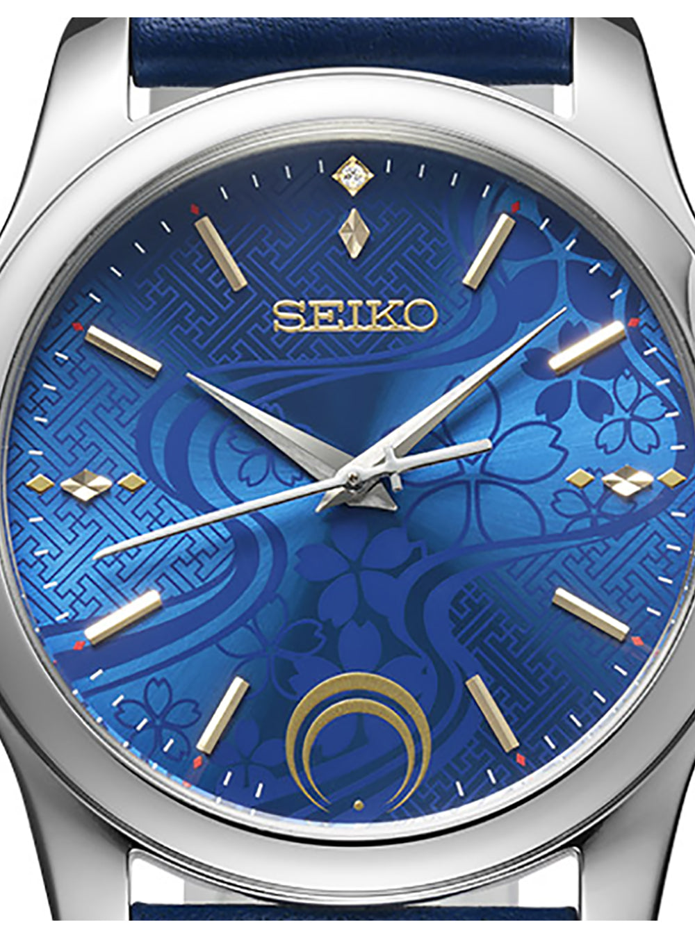 SEIKO×TOUKEN RANBU LIMITED EDITION MADE IN JAPAN