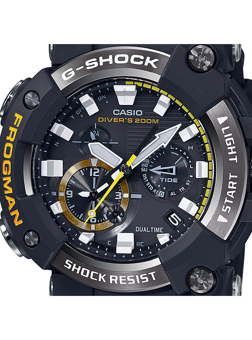 CASIO G-SHOCK MASTER OF G FROGMAN MADE IN JAPAN JDM