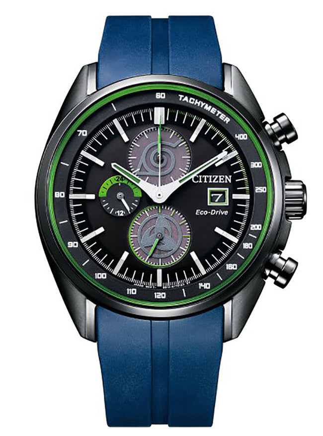CITIZEN COLLECTION×NARUTO KAKASHI MODEL ECO-DRIVE CA0597-24E LIMITED EDITION JDM