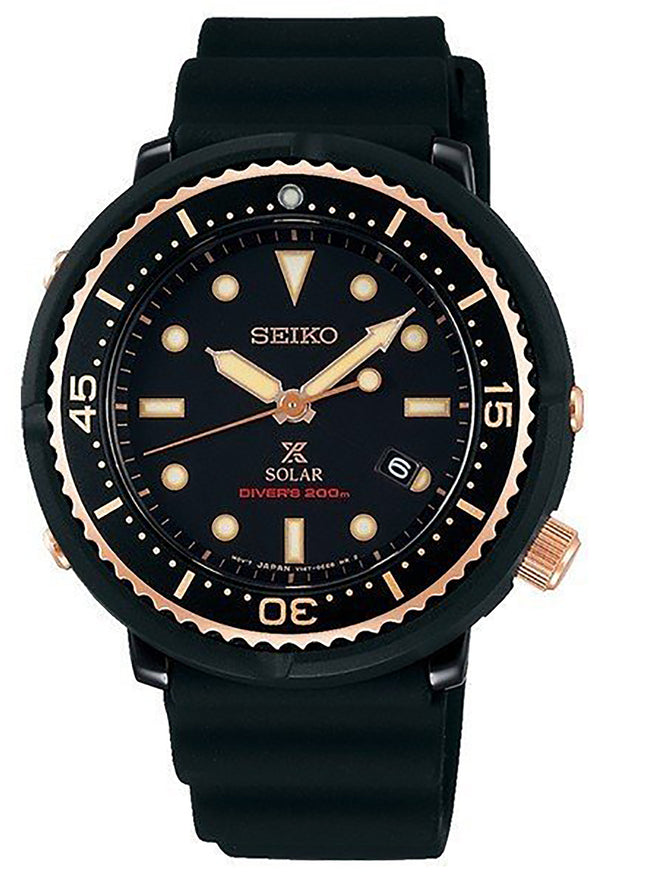 SEIKO PROSPEX DIVER SCUBA LOWERCASE PRODUCE 2019 LIMITED EDITION STBR039 JAPAN MOV'T JDM