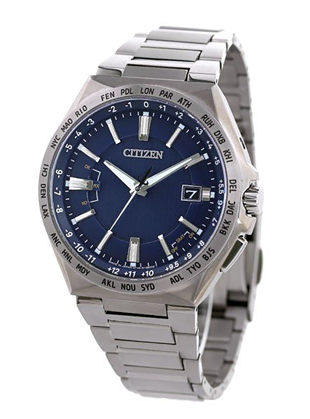 CITIZEN ATTESA ACT LINE CB0210-54L MADE IN JAPAN JDM