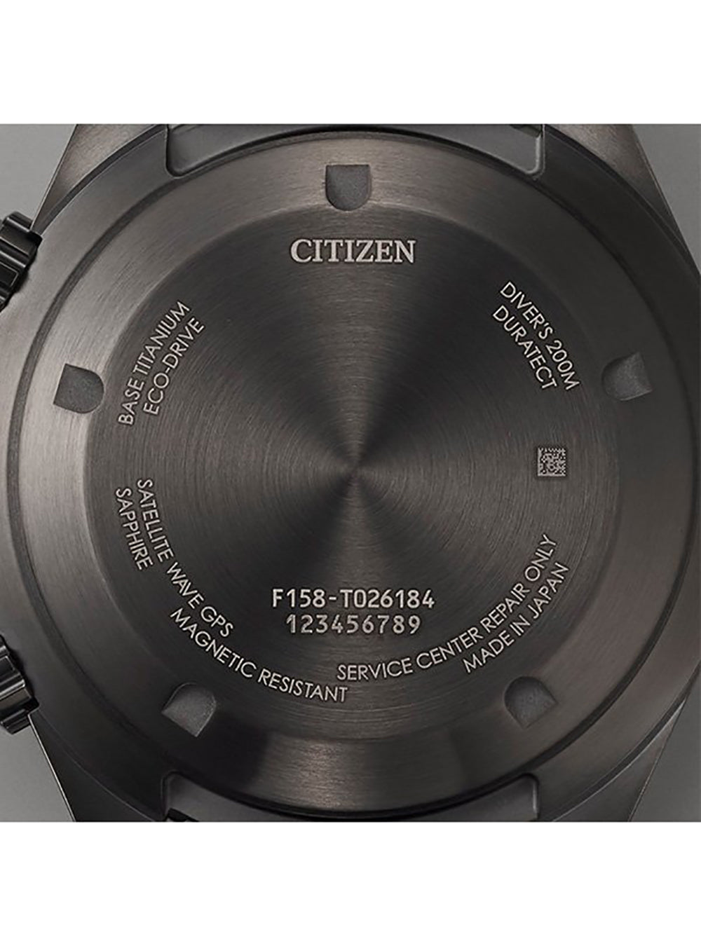 CITIZEN PROMASTER ECO-DRIVE SATELLITE WAVE GPS DIVER'S CC5006-06L MADE IN JAPAN JDM