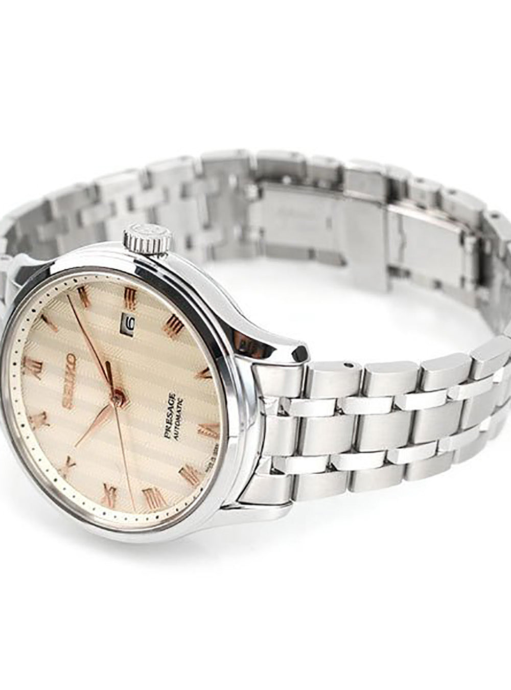 SEIKO PRESAGE MECHANICAL JAPANESE GARDEN SARY185 MADE IN JAPAN MENS JDM