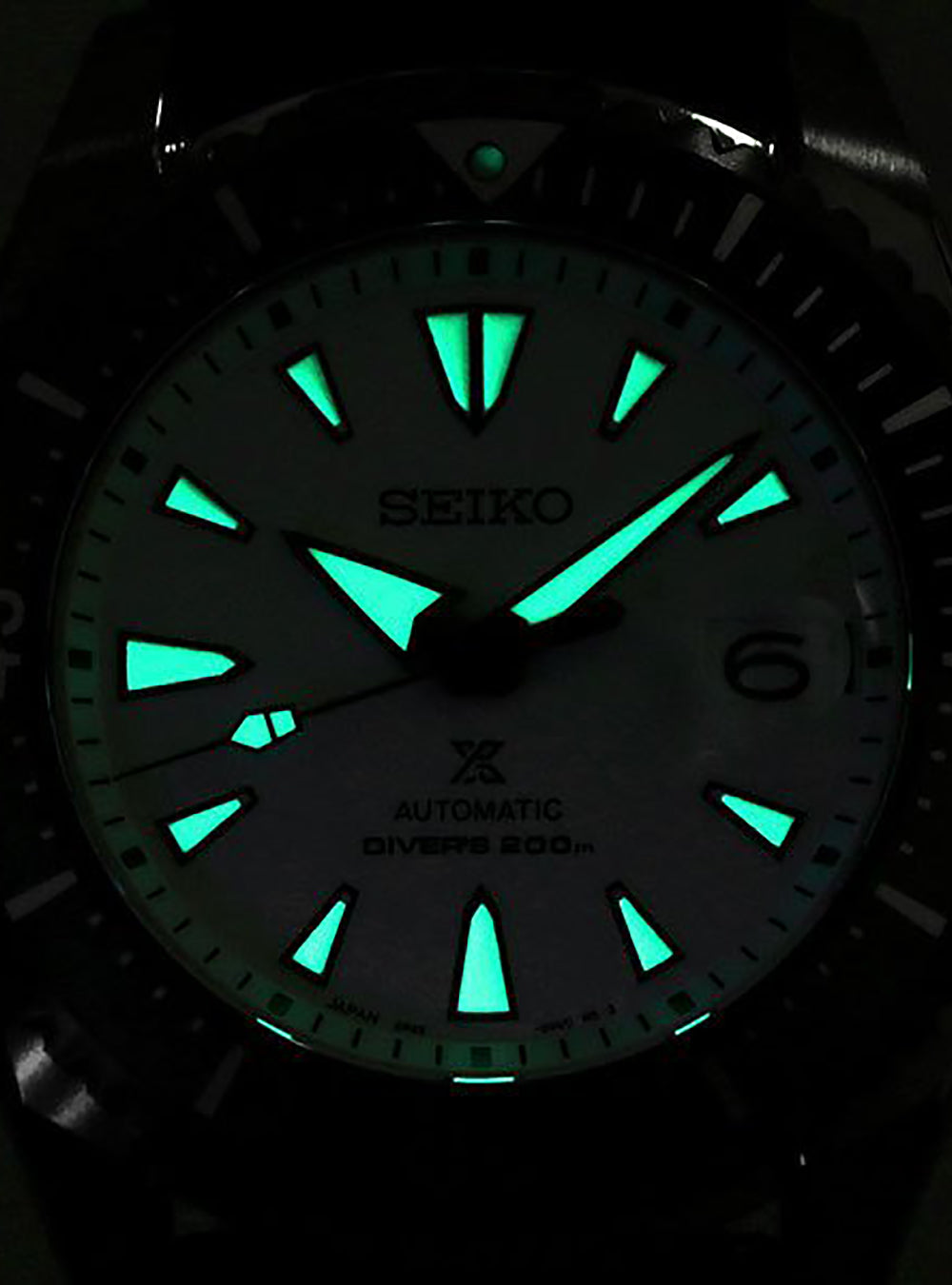 SEIKO PROSPEX SHOGUN SBDC131 MADE IN JAPAN JDM