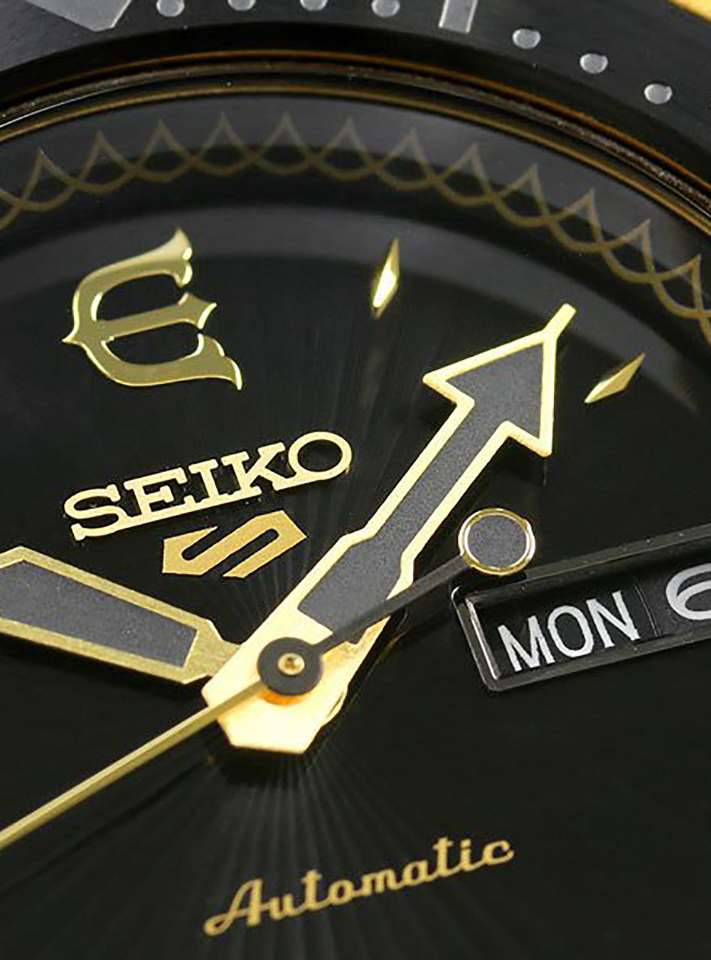 SEIKO 5 SPORTS × EVISEN SKATEBOARDS SBSA104 LIMITED EDITION MADE IN JAPAN