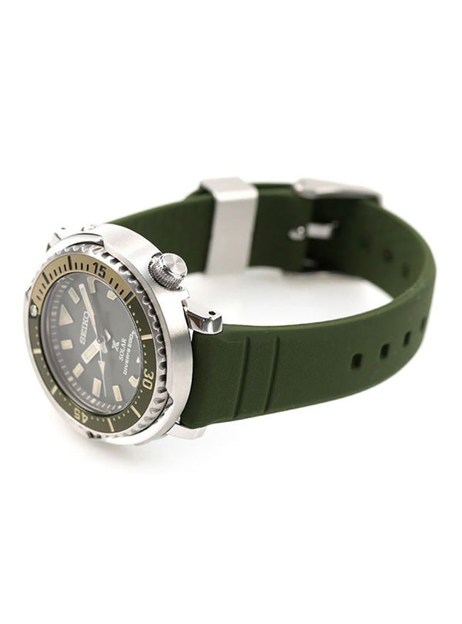 SEIKO PROSPEX DIVER SCUBA STREET SAFARI STBQ005 UNISEX MADE IN JAPAN JDM