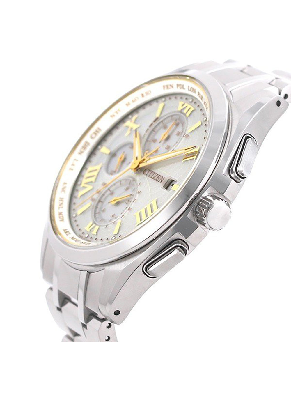 CITIZEN ATTESA LIMITED MODEL AT8041-62A MADE IN JAPAN JDM (Japanese Domestic Market)