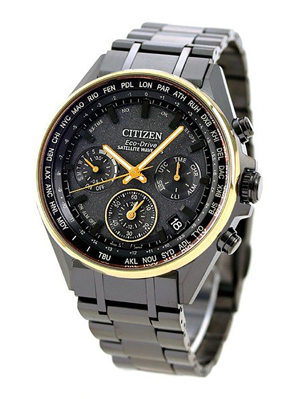 Citizen Attesa CC4004-58F Eco-Drive Satellite Wave GPS 100th Anniversary Limited 1,000 Made in japan JDM (Japanese Domestic Market)