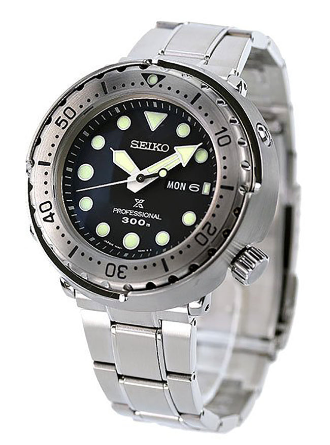 SEIKO PROSPEX MARINE MASTER PROFESSIONAL SBBN049 MADE IN JAPAN JDM