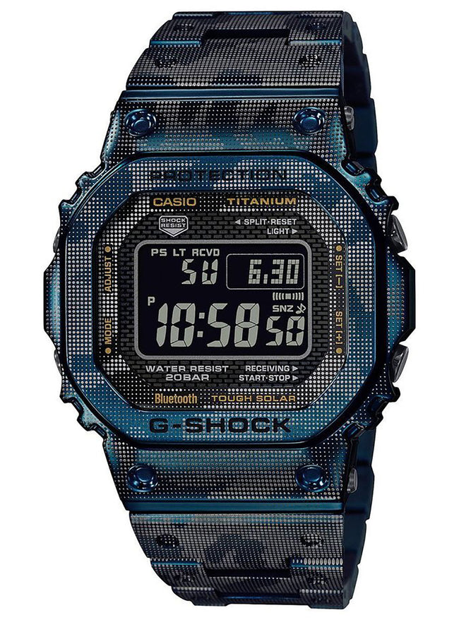 CASIO G-SHOCK GMW-B5000TCF-2JR LIMITED EDITION MADE IN JAPAN JDM