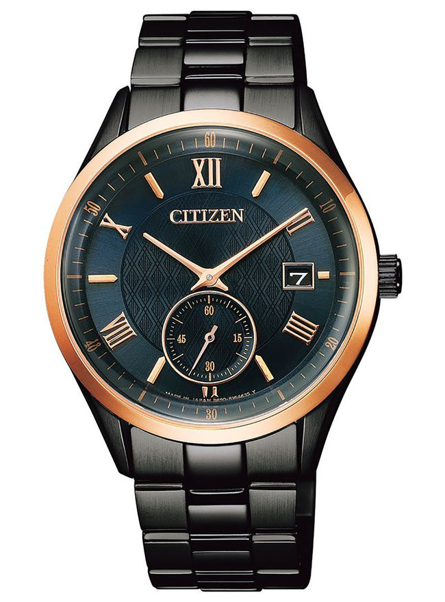 Citizen Collection Eco-Drive BV1124-90L LIMITED 2600 MADE IN JAPAN JDM (Japanese Domestic Market)