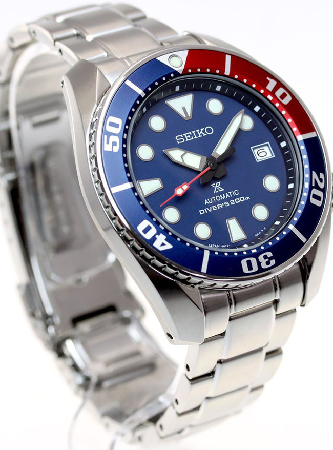 SEIKO PROSPEX AUTOMATIC DIVER'S 200M SBDC057 MADE IN JAPAN JDM