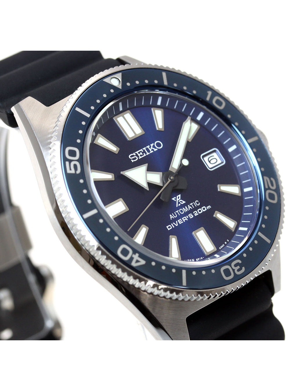 SEIKO PROSPEX 200M DIVER AUTOMATIC SBDC053 MADE IN JAPAN JDM (Japanese Domestic Market)