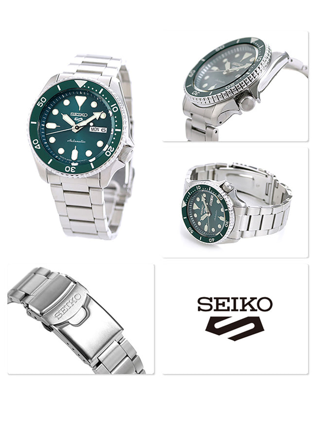 Seiko 5 Sports SBSA011 Automatic Watches Mechanical 2019 Made in japan