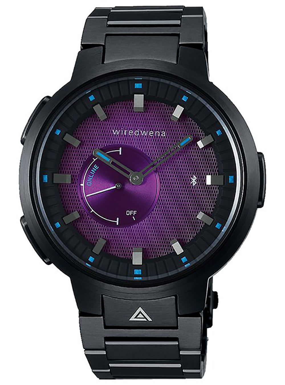 SEIKO×SONY WIREDWENA GHOST IN THE SHELL SAC_2045 AGAB703 MOTOKO KUSANAGI LIMITED EDITION