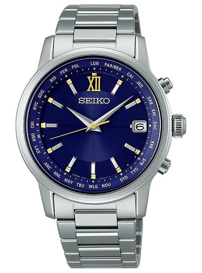 SEIKO BRIGHTS 2020 ETERNAL BLUE LIMITED EDITION SAGZ109 MADE IN JAPAN JDM