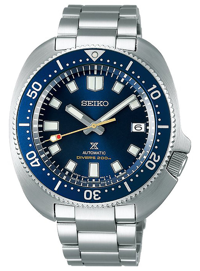 SEIKO PROSPEX DIVER'S WATCH 55TH ANNIVERSARY LIMITED EDITION SBDC123 MADE IN JAPAN JDM
