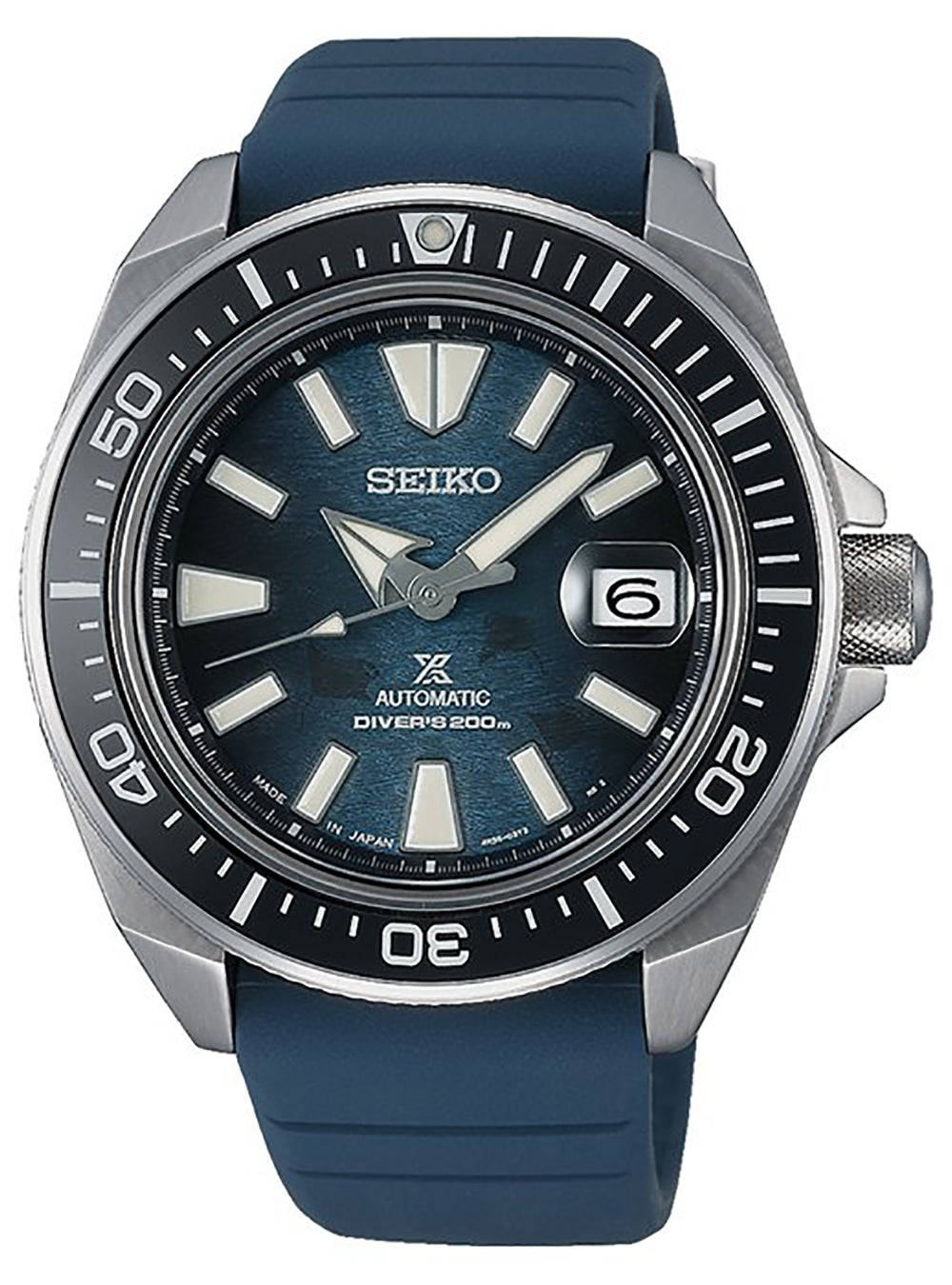 SEIKO PROSPEX DIVER SCUBA SAVE THE OCEAN SBDY081 MADE IN JAPAN LIMITED EDITION JDM