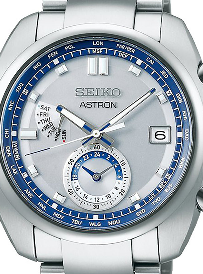 SEIKO ASTRON 140TH ANNIVERSARY SBXY001 LIMITED EDITION MADE IN JAPAN JDM