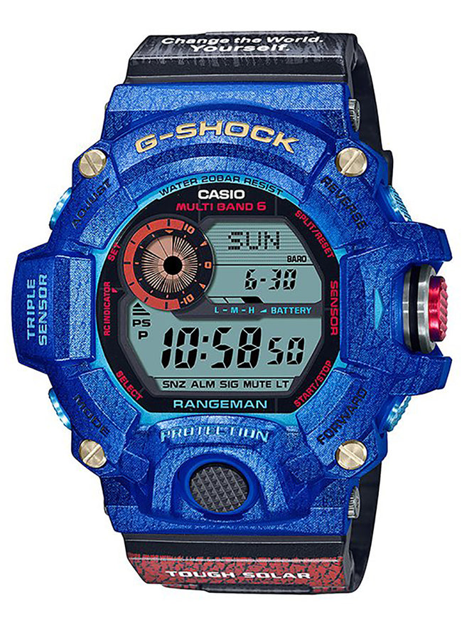 CASIO G-SHOCK MASTER OF G RANGEMAN LOVE THE SEA AND THE EARTH GW-9406KJ-2JR JDM