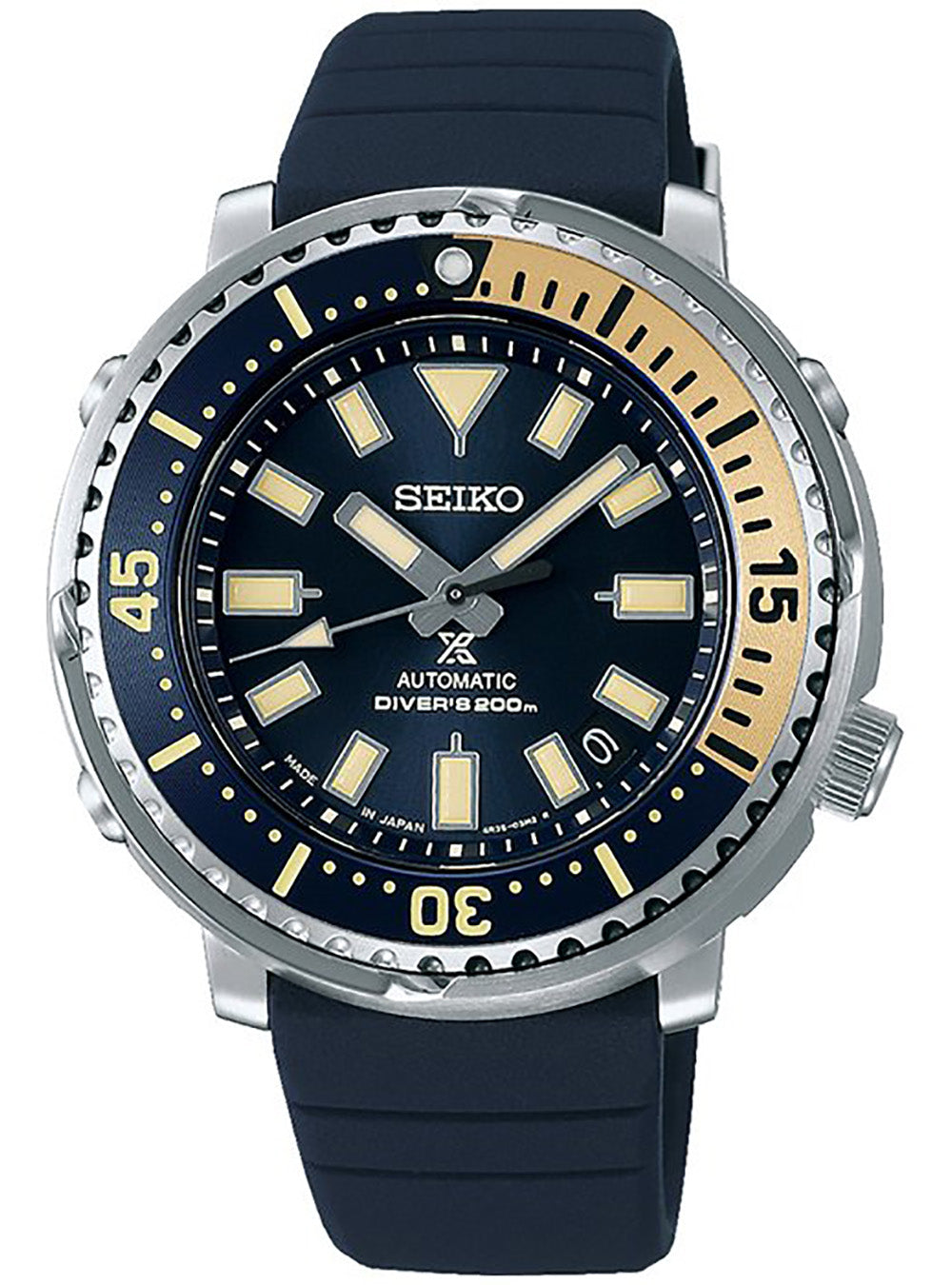 SEIKO PROSPEX DIVER SCUBA STREET SAFARI SBDY073 MENS LIMITED EDITION MADE IN JAPAN JDM