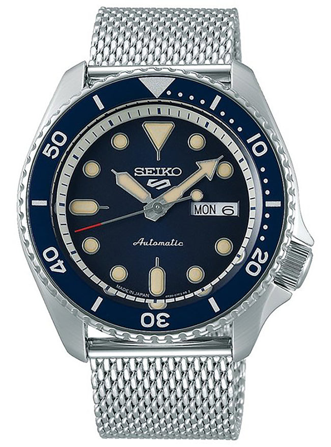 Seiko 5 Sports Suits Style SBSA015 Automatic Watches Mechanical 2019 Made in japan