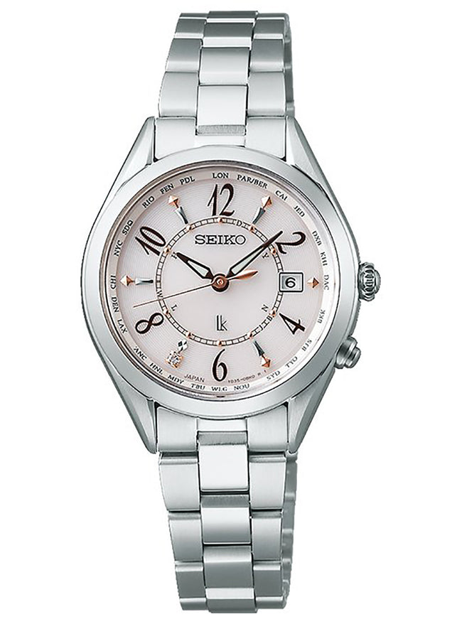 SEIKO LUKIA SSQV077 LADIES MADE IN JAPAN JDM