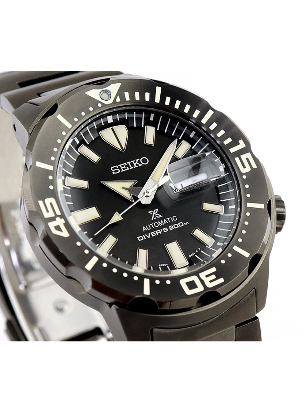 SEIKO PROSPEX MONSTER SBDY037 MENS MADE IN JAPAN JDM