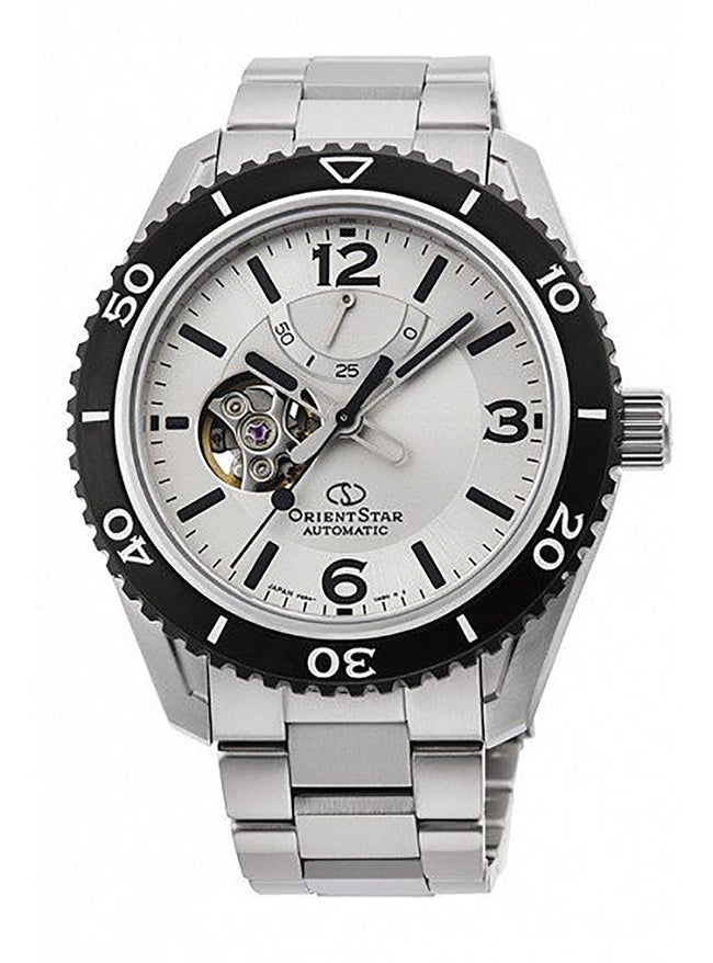 ORIENT STAR SPORTS SEMI SKELETON RK-AT0107S