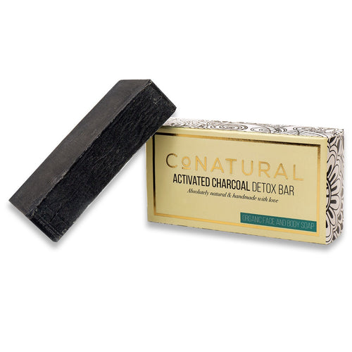 Activated Charcoal Detox Bar (Organic Soap)