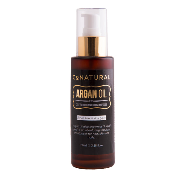 Organic Argan Oil Conatural