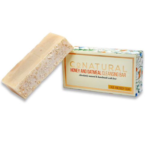 Nourishing Goat's Milk Soap With Shea Butter (Organic Soap)