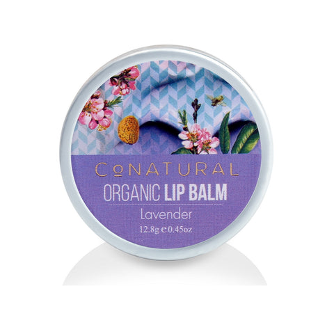 Organic Lip Balm (Set Of 3)
