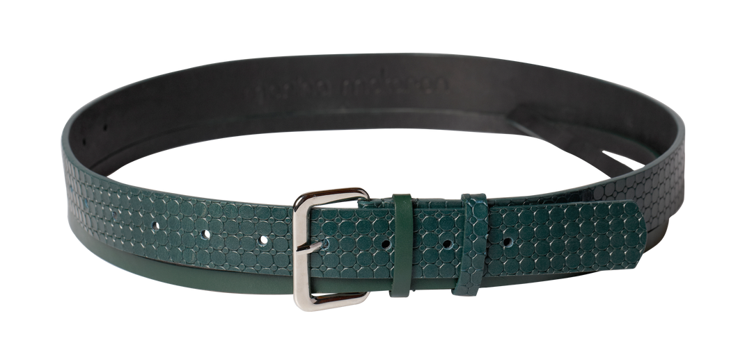 Green Double Belt