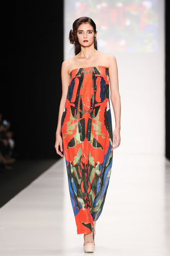 Dragon Fly Paillette Dress