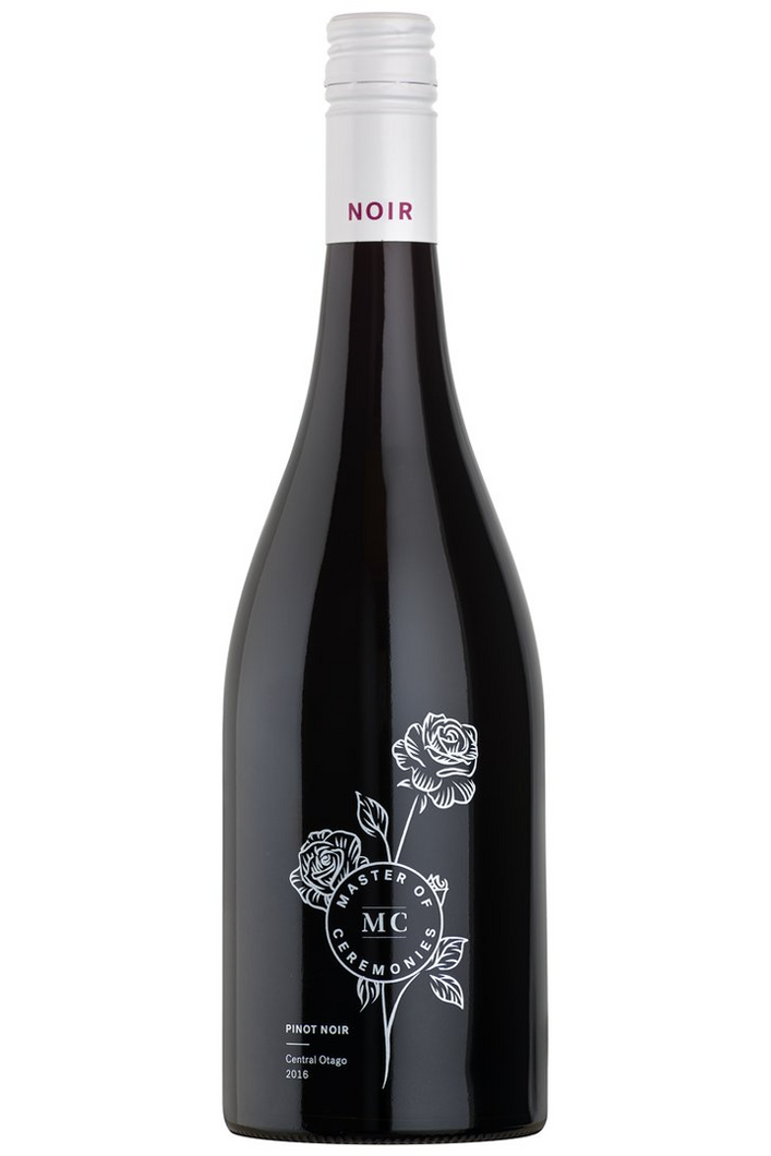 Pinot Noir (2016) - Case - Master of Ceremonies
