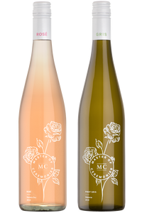 Rosé x Pinot Gris - Mixed Case (3 of each) - Master of Ceremonies