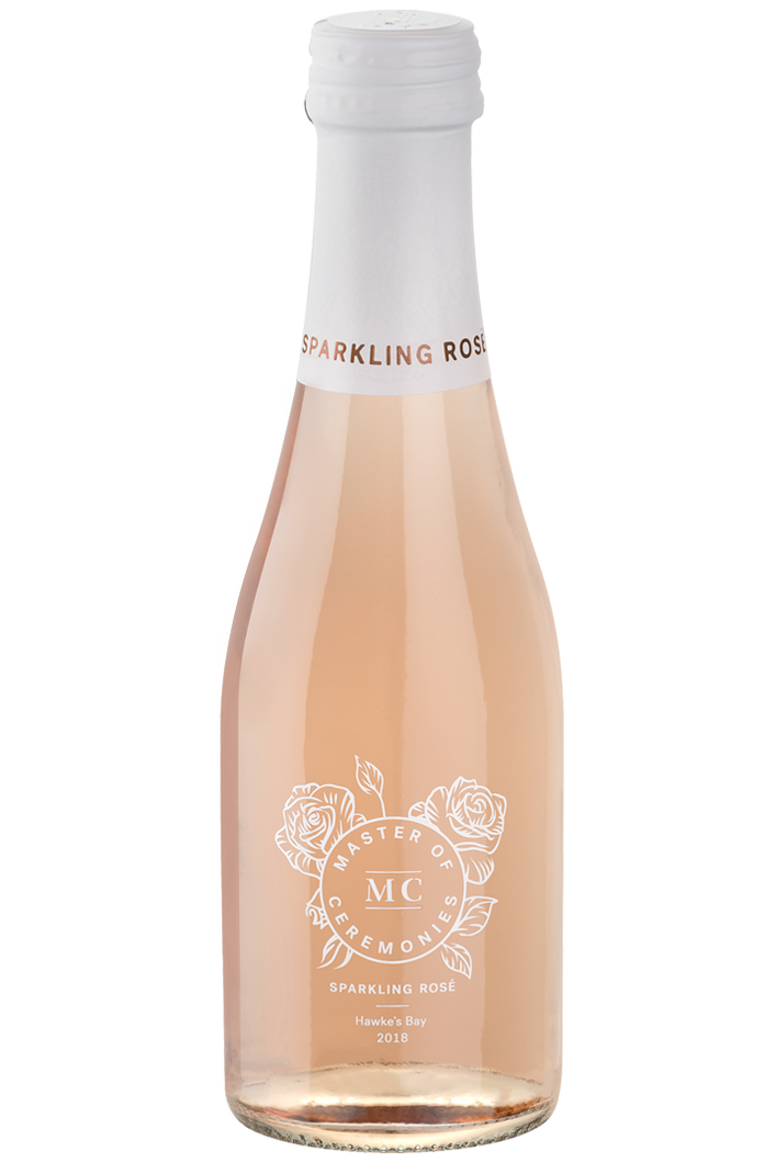 Sparkling Rosé - 200ml (24) - Master of Ceremonies