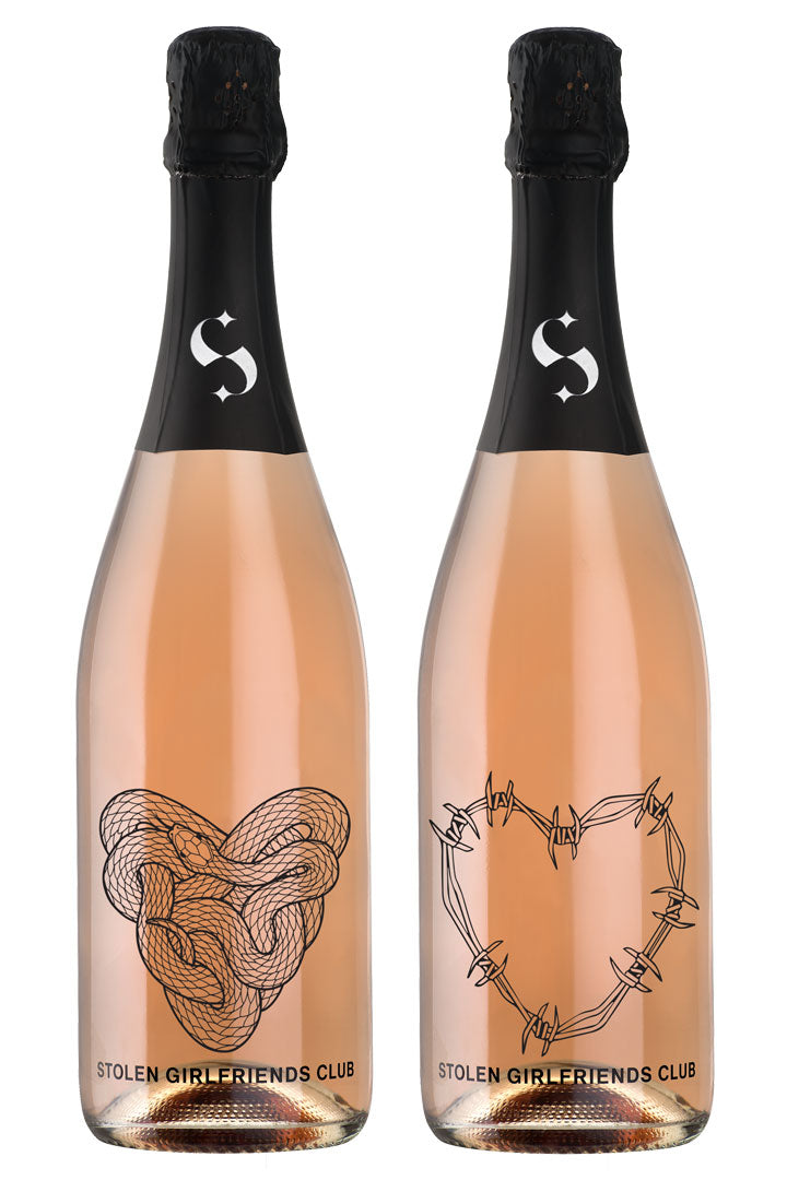 MC X STOLEN SPARKLING ROSÉ - TWIN PACK (2019)
